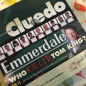 Emmerdale Cluedo