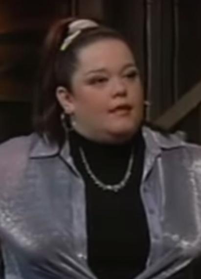 Lisa Riley plays Mandy Dingle in Emmerdale
