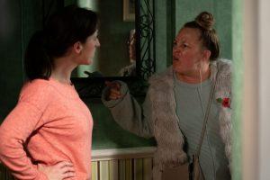 Karen and Sonia EastEnders