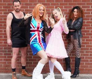 Carters Spice Girls EastEnders