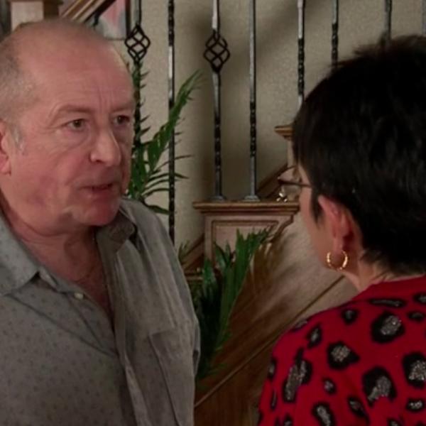 Yasmeen thinks Geoff's behaviour is her fault