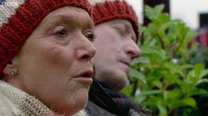 Jean and Daniel in EastEnders