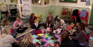 Gemma baby group Coronation Street