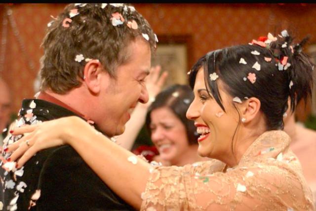 Christmas Countdown 1: Kat and Alfie's wedding EastEnders 2003
