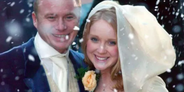 Christmas Countdown 10: Claire and Ashley's wedding