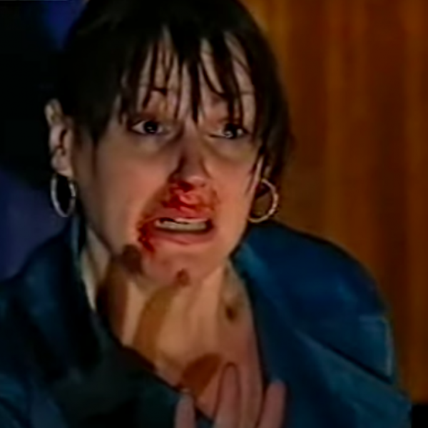 Christmas Countdown 19: Tracy Barlow tries to kill Karen McDonald Coronation Street 2004