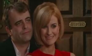 Steve and Becky McDonald Coronation Street