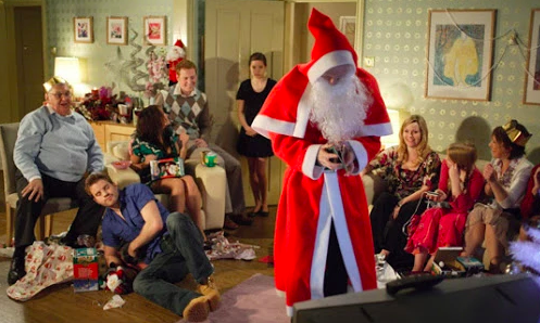 Christmas Countdown 23: Max and Stacey's affair revealed EastEnders 2007