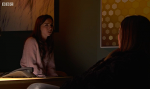Stacey and Ruby EastEnders