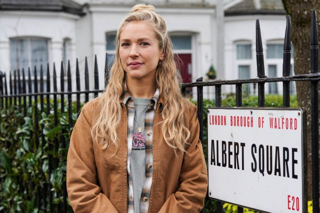 Who is Nancy Carter in EastEnders, who's she married to and what's she hiding?