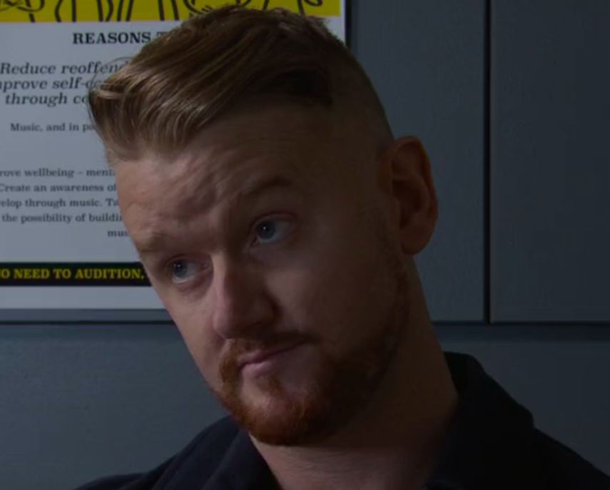 Gary Windass in Corrie