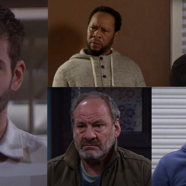 We hate Emmerdale's Jamie Tate! Five of the worst men in this week's soaps